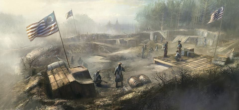 Assassin'S Creed 3 (Part 3) ARTWORK