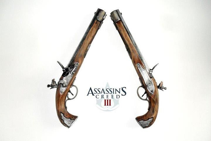 Assassin'S Creed 3 (Part 2) ARTWORK