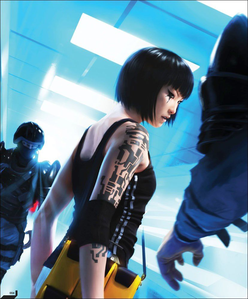 Mirror's Edge Artwork