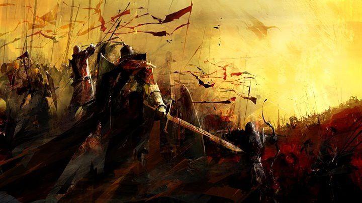 Guild Wars 2 Artwork