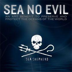 """Sea Shepherd ou 'les bergers de la mer' est une ONG internationale qui est connue par les actions """"agressives"""" qu'elle mène afin de sauver et protéger les baleines de l'harpon des énormes baleiniers  japonais ..Je vous laisse alors découvrir les différentes missions de cette organisation dans la série télévisée WHALE WARS (lien ci dessous) dans le but d'empêcher la mort de 953 baleines dans l'océan Antarctique  .Pour commencer je vous donne le lien des deux premières saisons . Profitez-en !  &#x3B;)http://www.sauvons-les-animaux.com/sea-shepherd-la-serie-whale-wars-en-vf.php"""