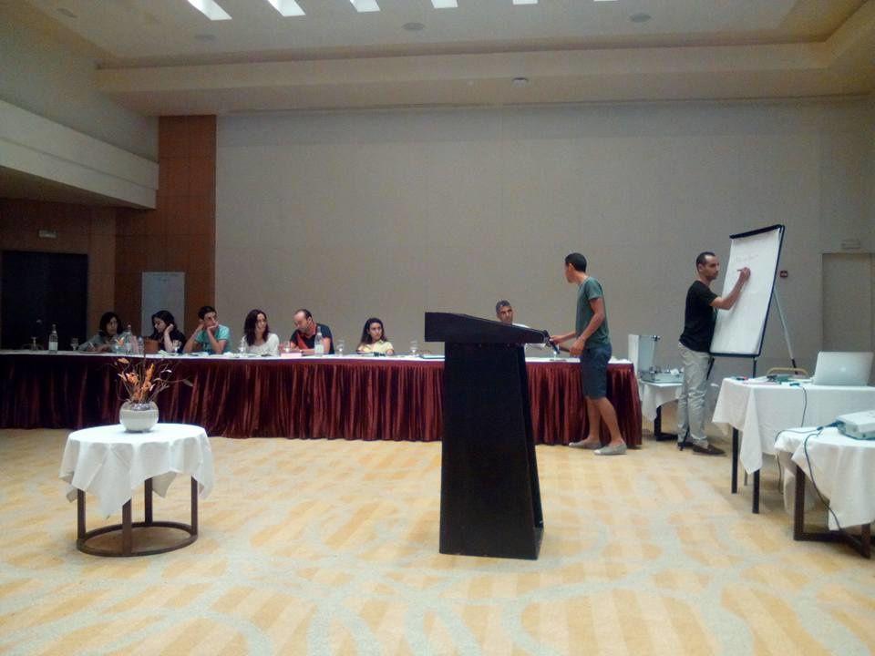 Ecole d'été organisée par la GIZ sur les Energies Renouvelables en Tunisie du 20 au 23 juillet 2016 à Sousse