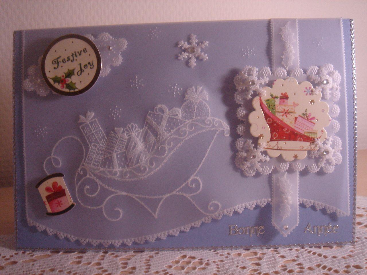 Une carte en Perga pour Carinne :-)