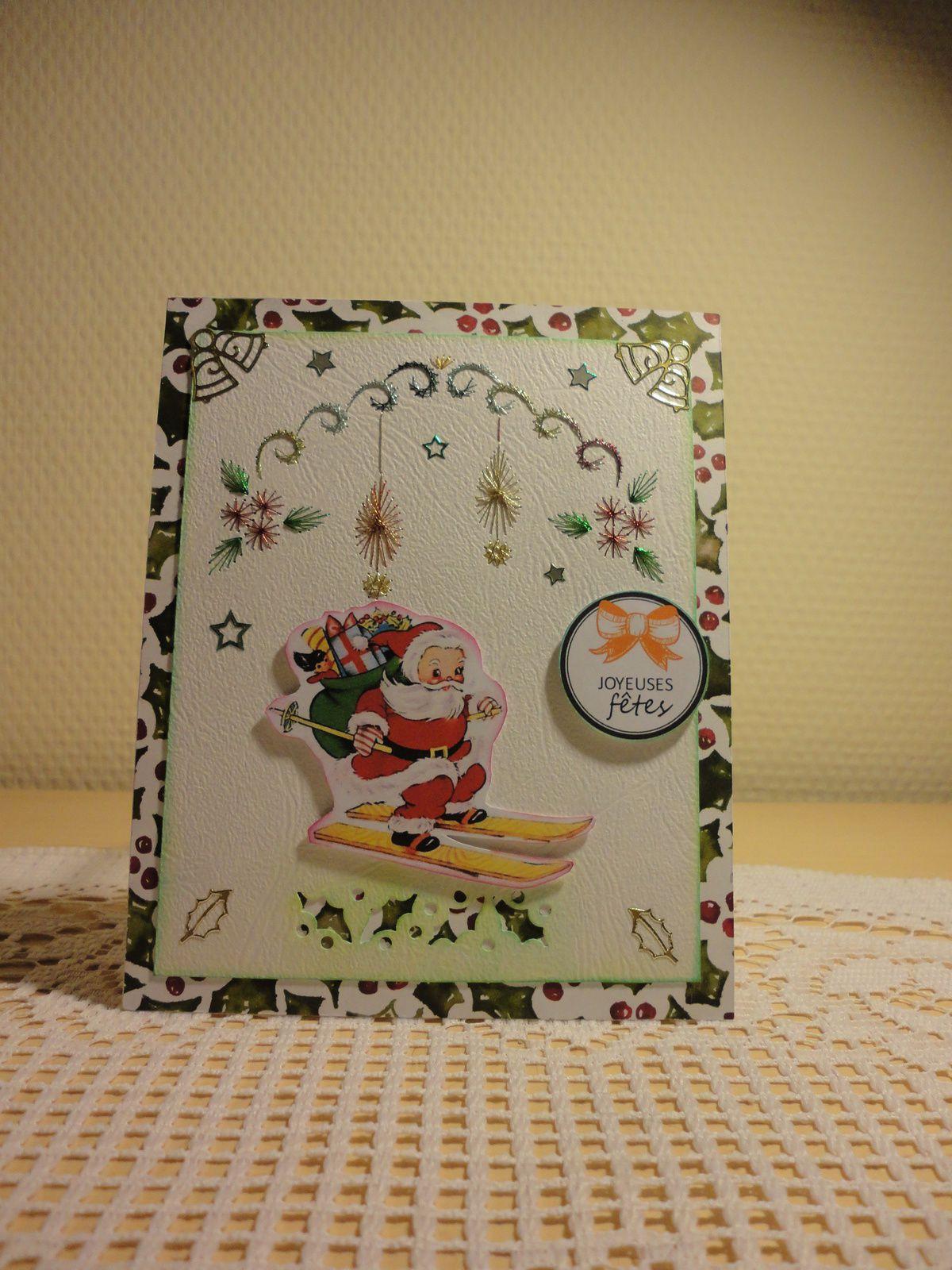 Un grand merci à Jeannine (http://cristal24.canalblog.com/) pour cette magnifique carte de Noël!!!