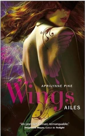 The WIngs tome 1 de Aprilynne Pike