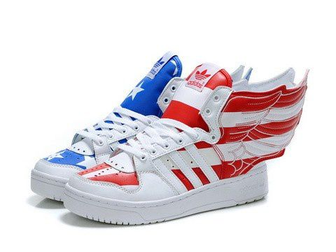 adidas js wings 2.0 stars & stripes for sale
