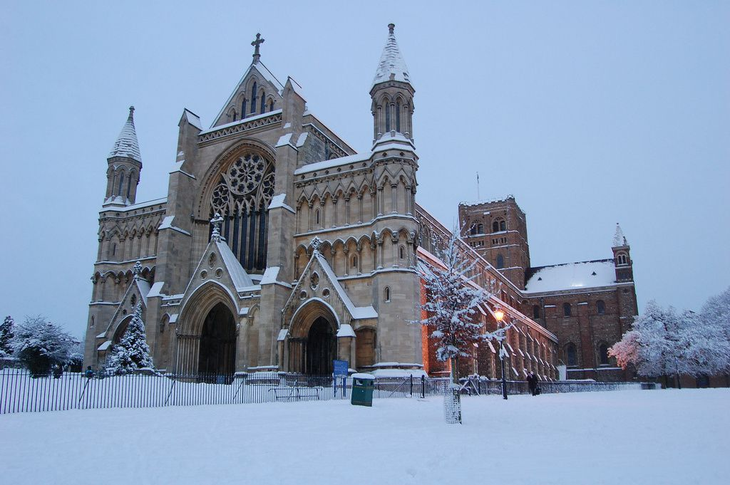 What to do in St Albans in Winter