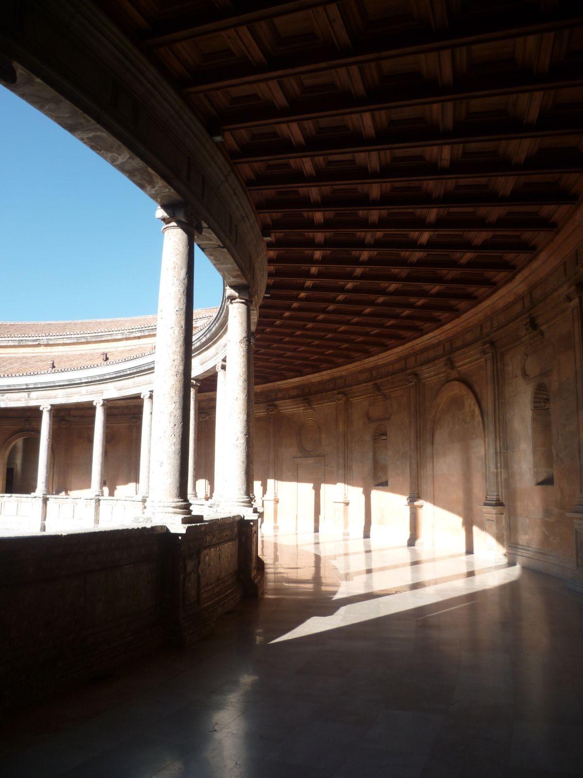 L'Alhambra III (Grenade - janvier 2013)
