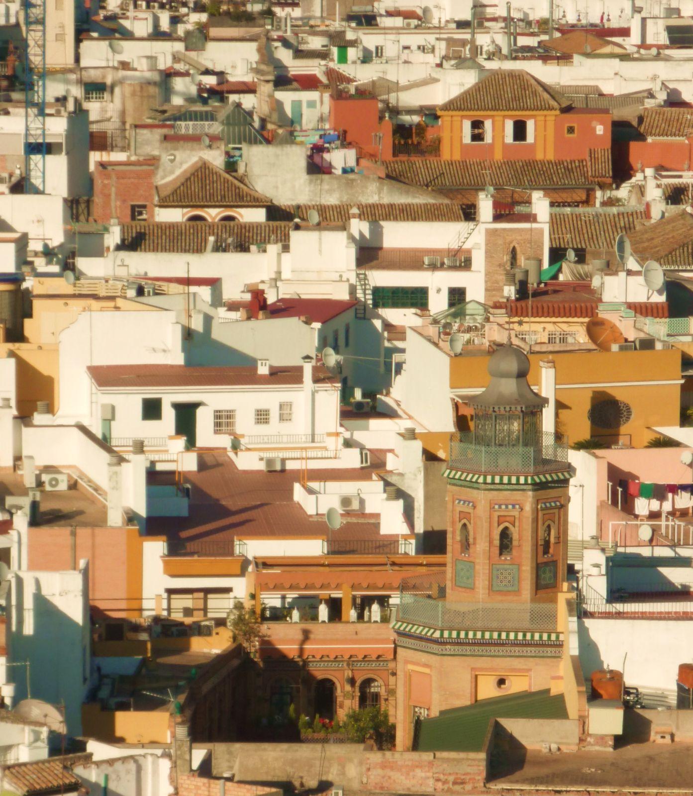 La cathédrale de Séville - janvier 2013