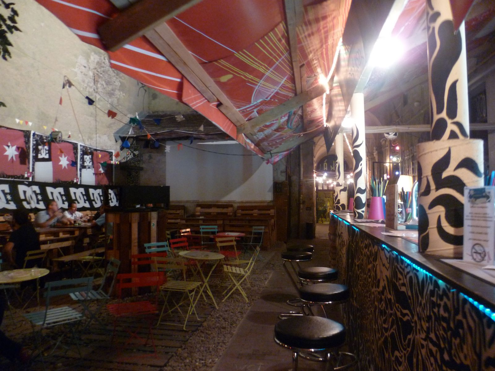 Une soirée budapestoise - août 2012
