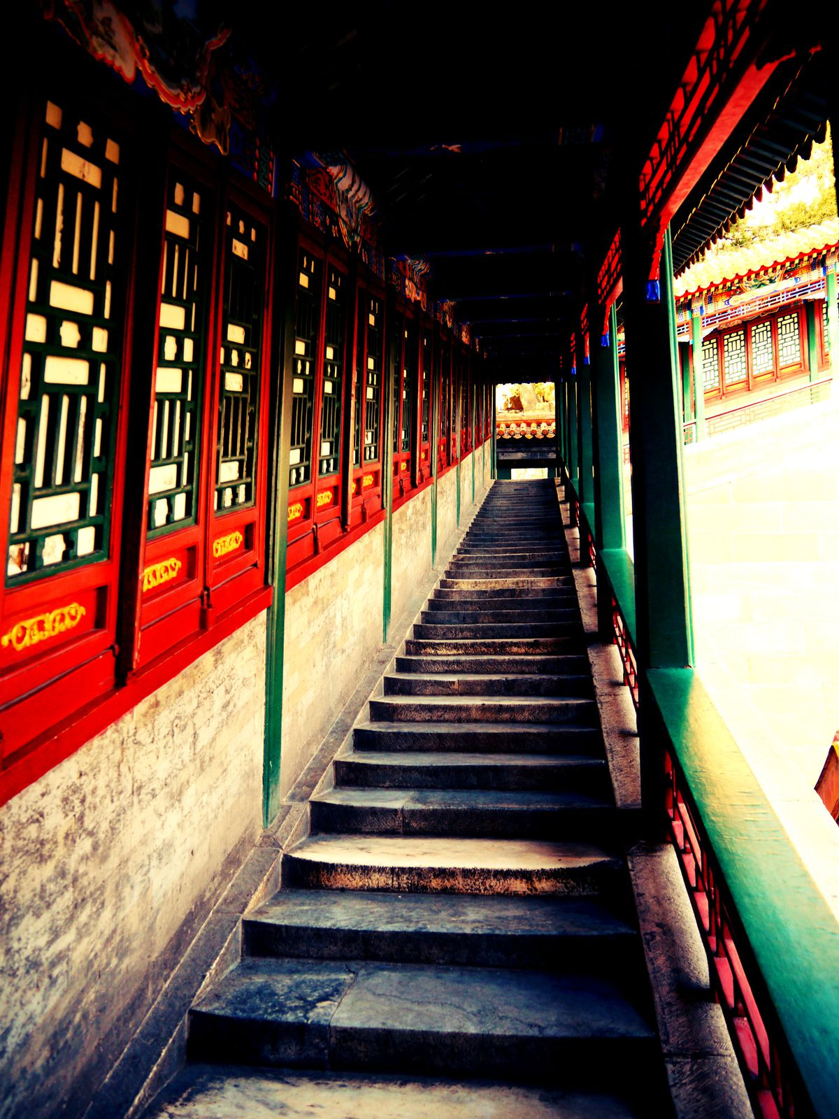 The Summer Palace - Beijing [China]
