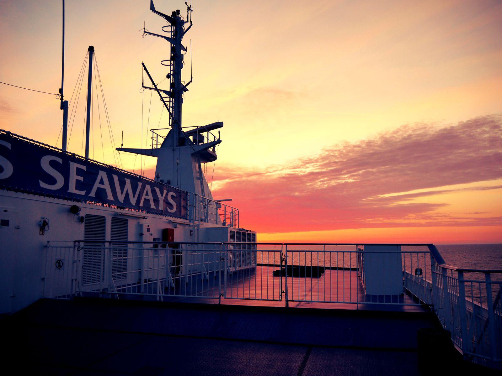 DFDS Seaways' Cruise [Copenhagen > Oslo]