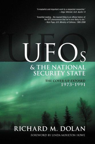 Extrait du livre de Richard Dolan – « UFOs and the National Security State – The Coverup Exposed – 1973-1991 » Source: http://keyholepublishing.com/Leading-UFO-Documents.html