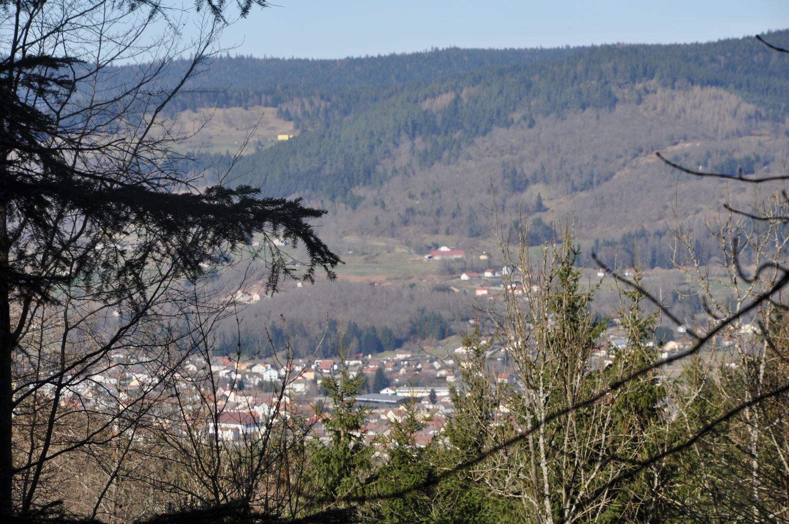 Les mines du Thillot.