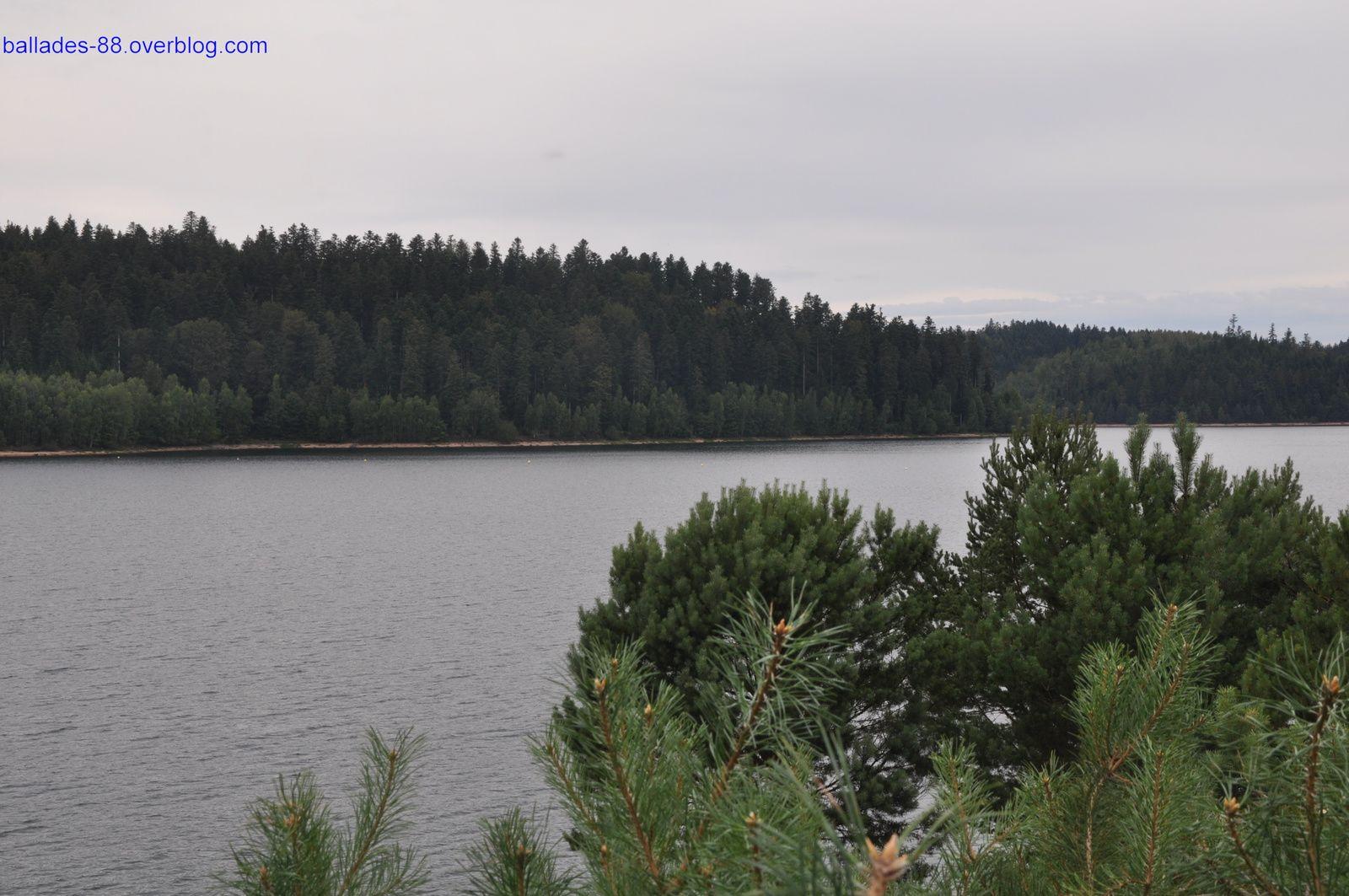 Lac de Pierre Percée.