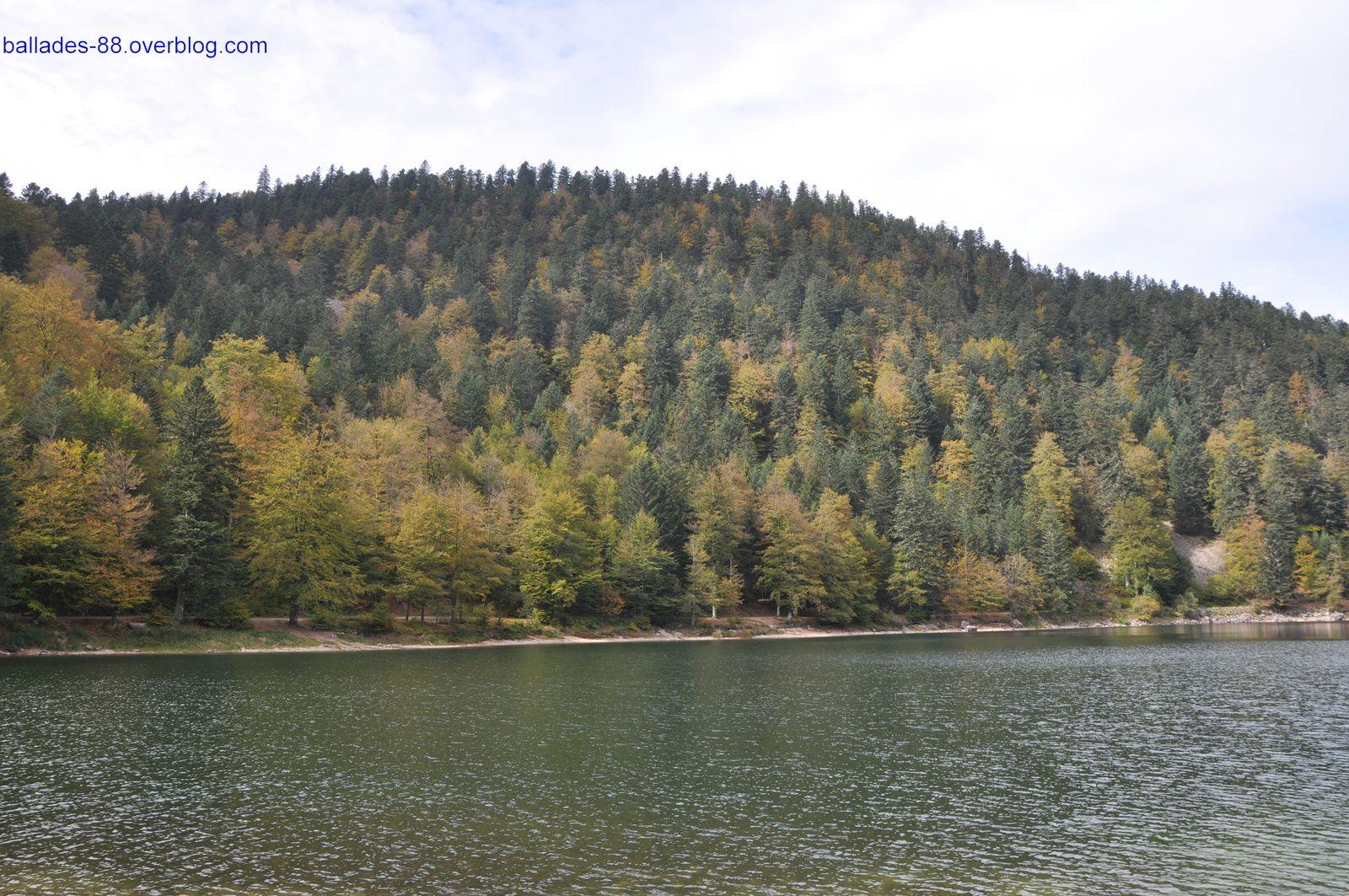 Lac des Corbeaux.