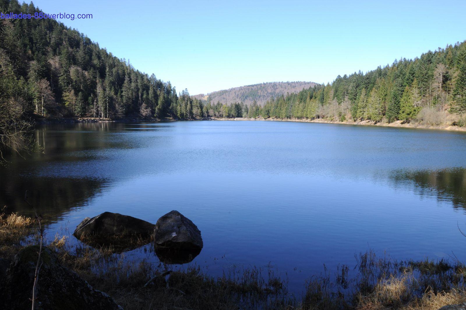 Lac des Corbeaux /Etang Sèchemer