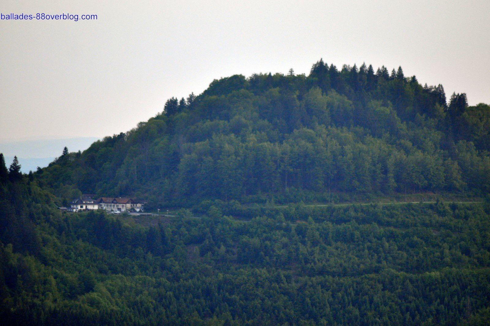 Pic des Corbeaux Fresse sur Moselle