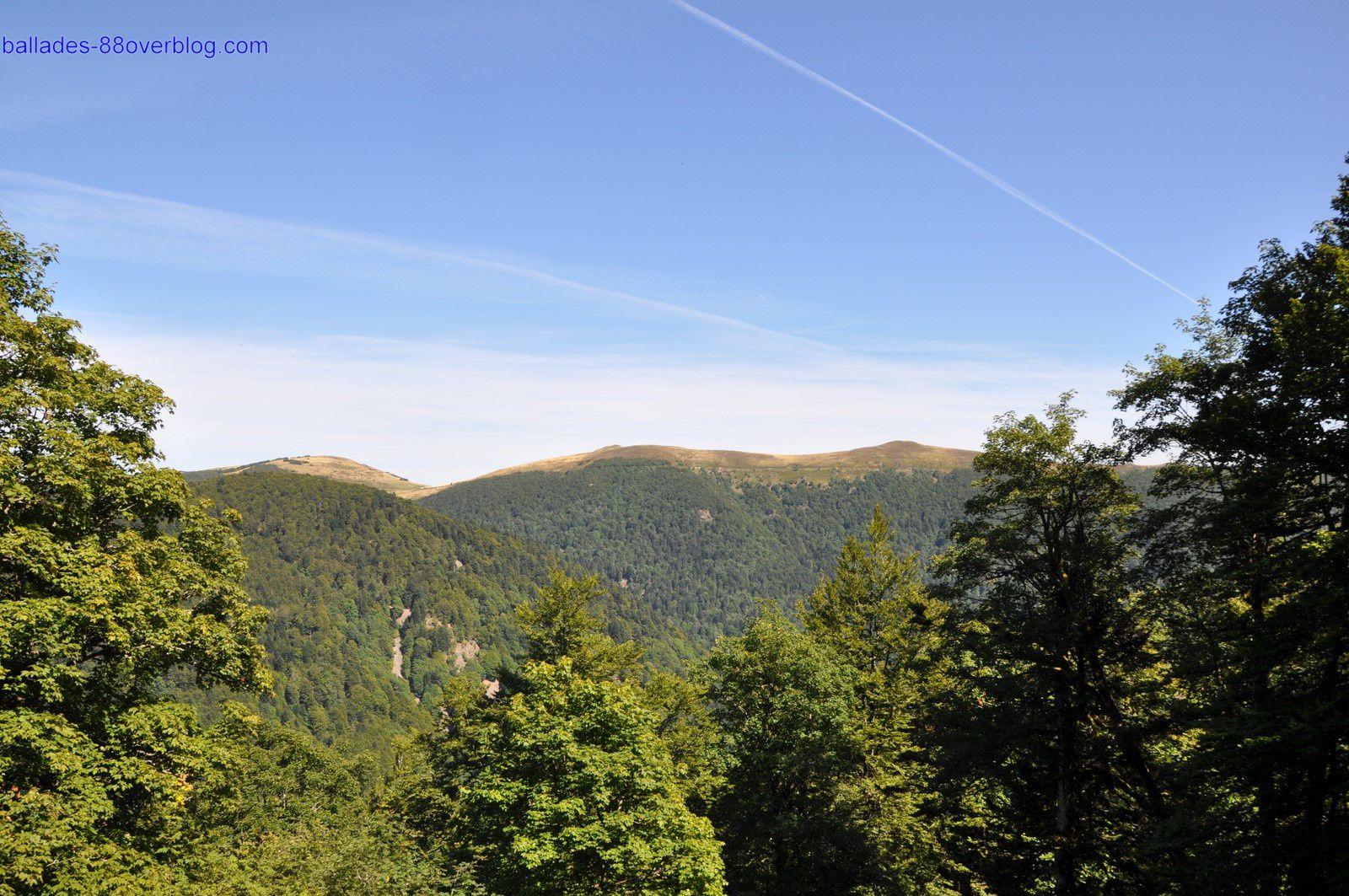 Col du Bramont/Col du Pourri Faing.