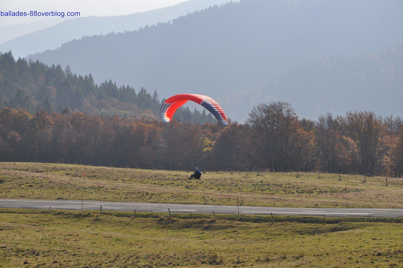 Ballon d'Alsace 19/10/2015