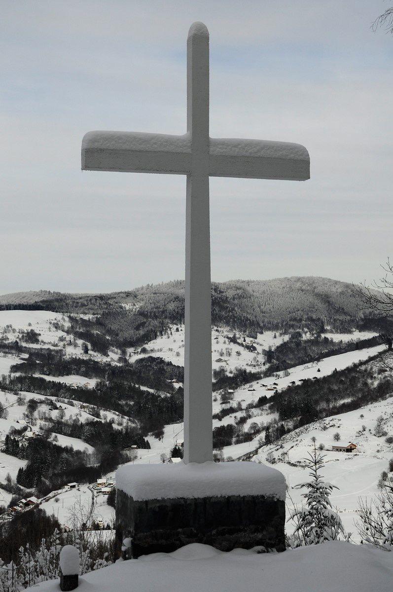 Étang du Frac/Croix de Couard 18 janvier 2016