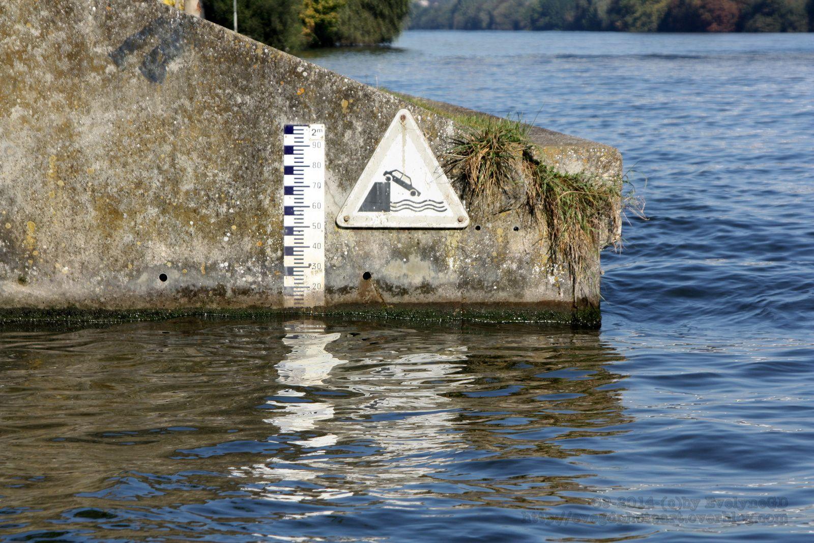 Les Bords de Seine... Fin septembre..