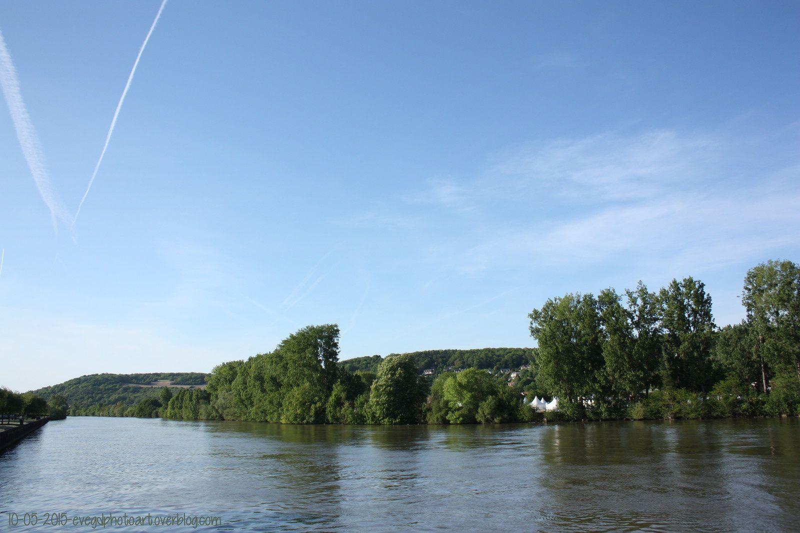 Retrouver les Bords de Seine...