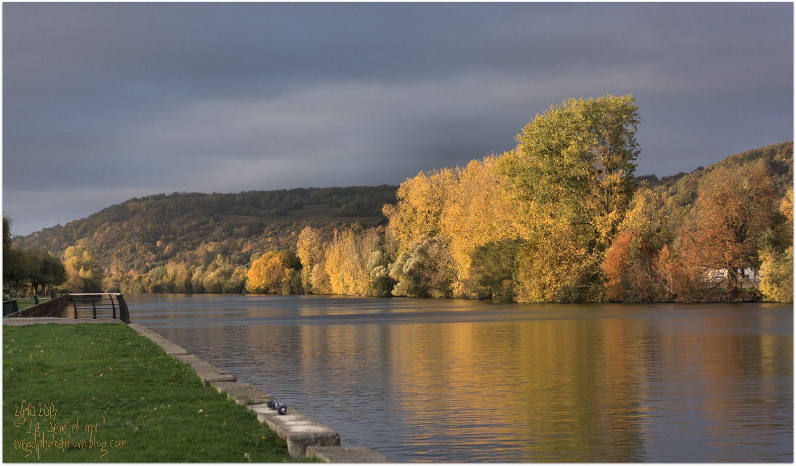 Les couleurs de l'automne..