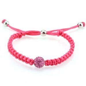 Adjustable Braided Cord Bracelets