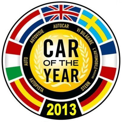 Car of the Year 2013: annunciate le auto finaliste