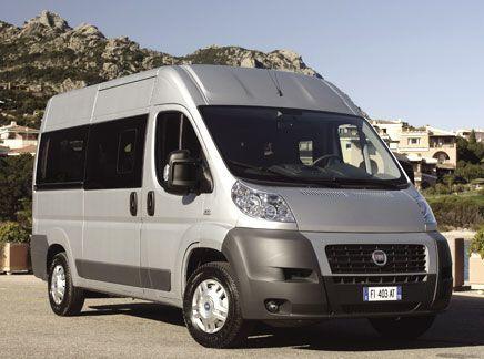 I servizi disponibili per i veicoli commerciali nuovi Fiat