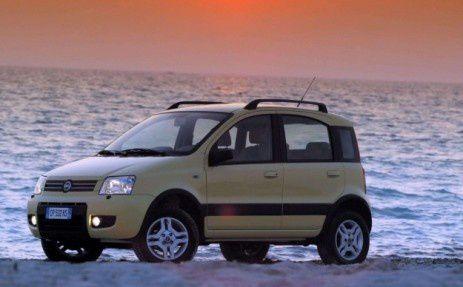 Nuova Fiat 4x4 Panda: prezzo imbattibile