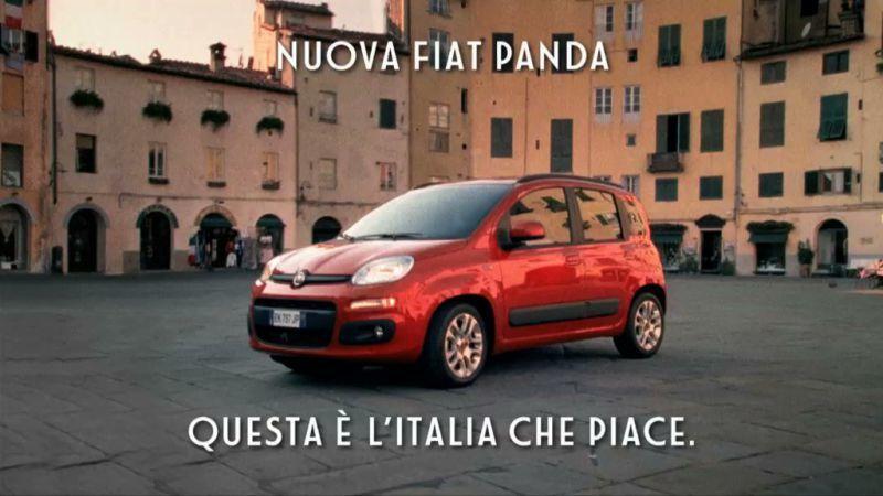 Panda: la più venduta in Italia e in Europa