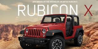 Jeep Wrangler Rubicon X: la forza in movimento