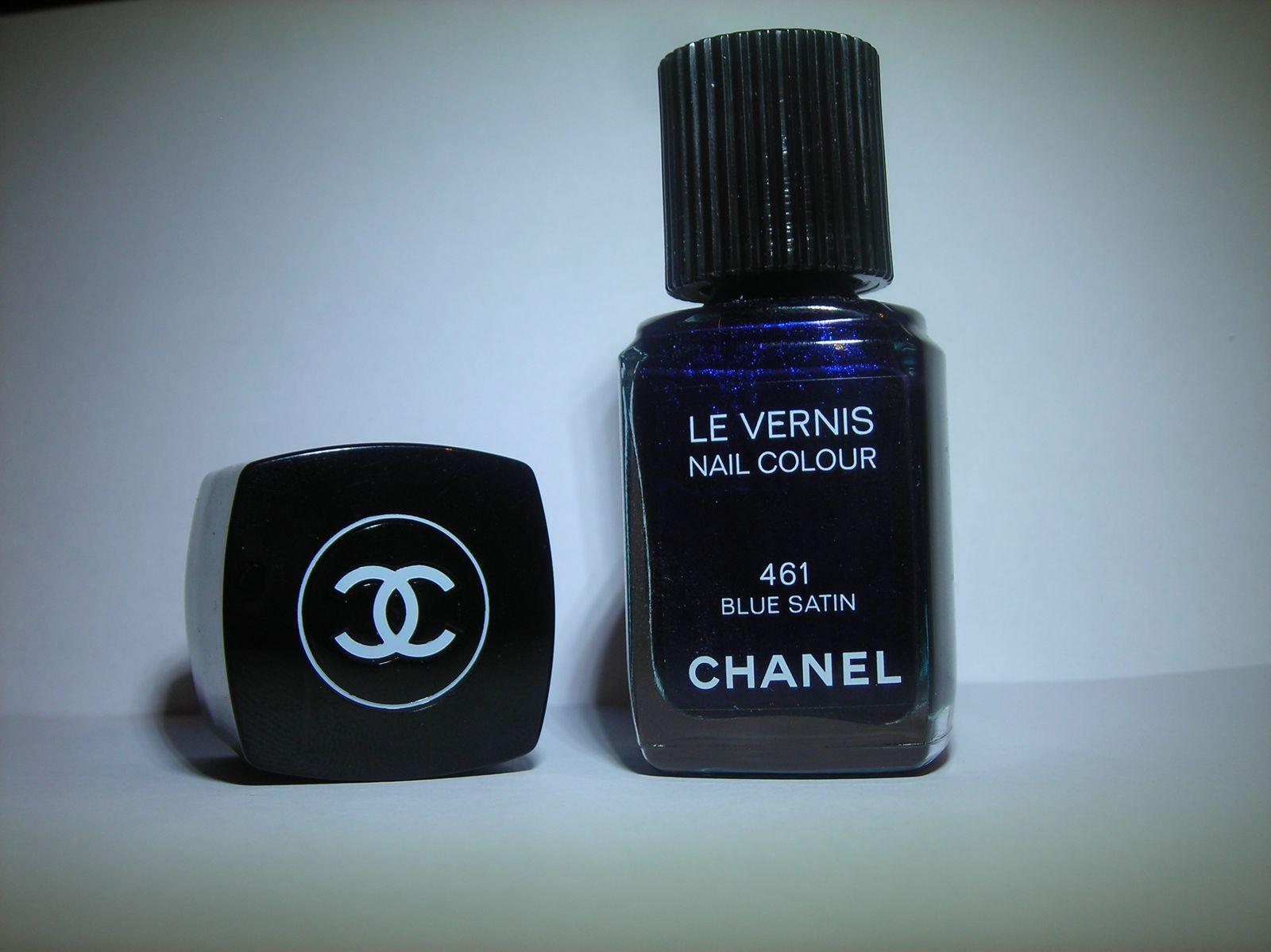 Chanel - Bleu Satin 461