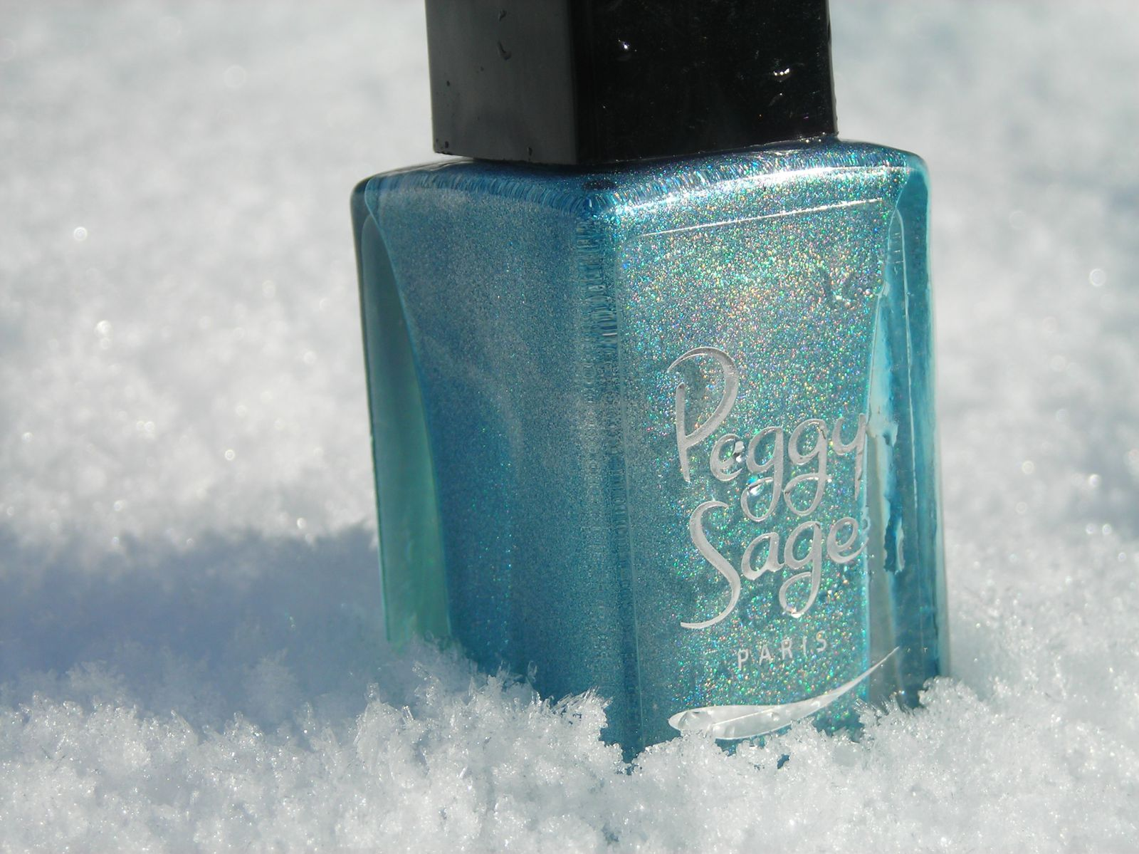 Peggy Sage - Blue Promise 209 (Holo Style)