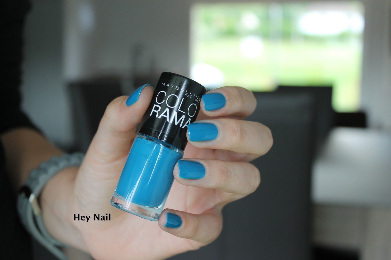 Gemey Maybelline Colorama - Superpower Blue n°654