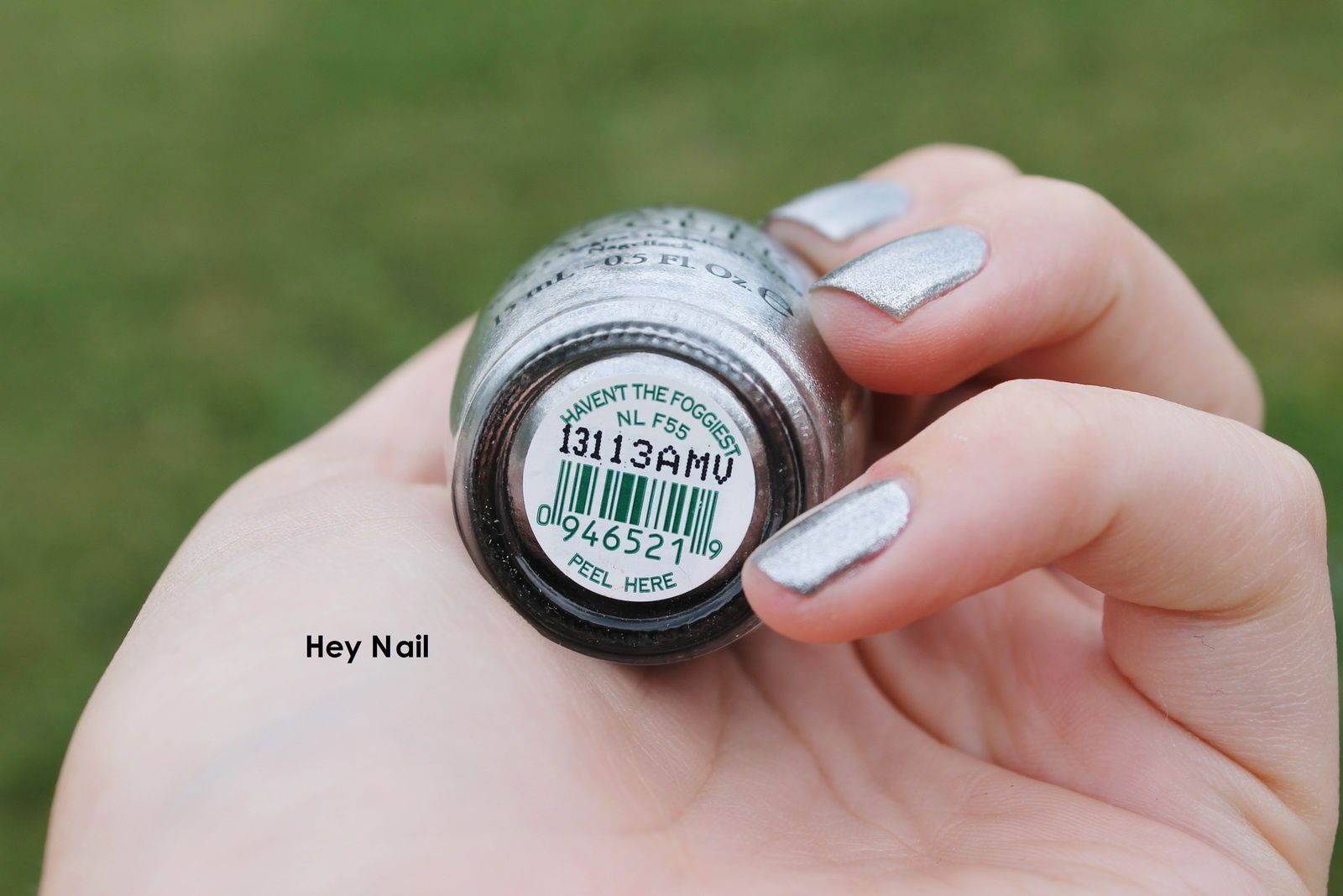 OPI - Haven't The Foggiest