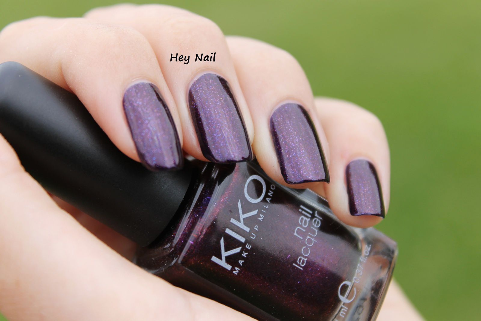 Kiko n°497 - Pearly Indian Violet + Concours ! (FERME)