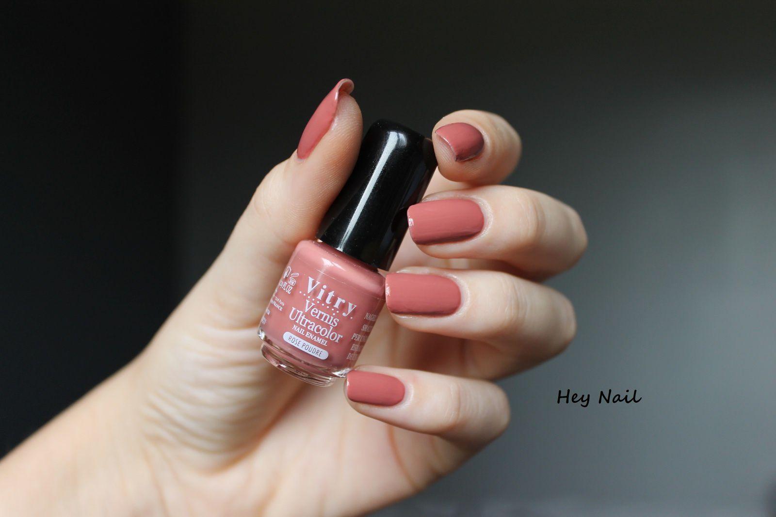 Vitry - Rose Poudre