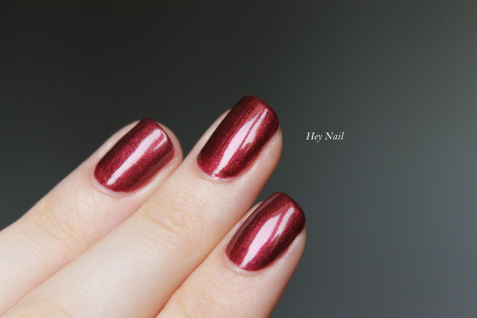 Kiko n°224 - Dark Pearly Copper