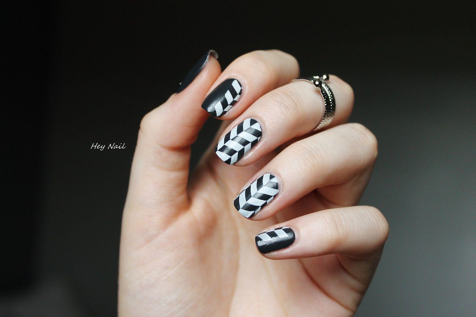 Stamping Géométrique #2