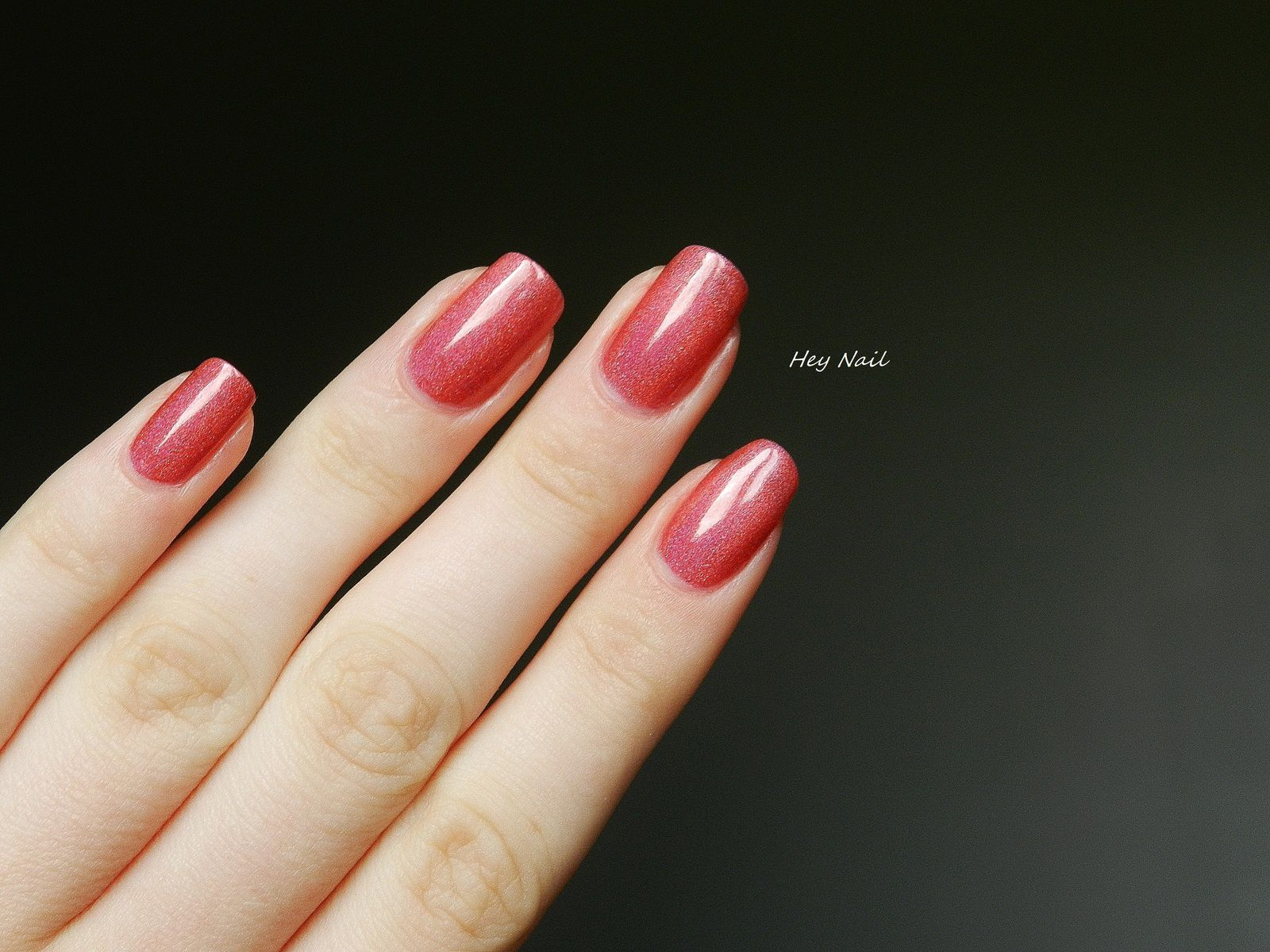 Born Pretty - Vernis Holo Rose #4