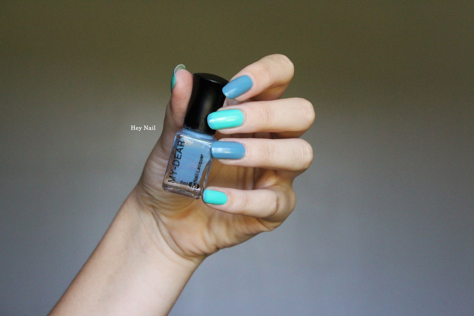 Un ongle chaud / un ongle froid