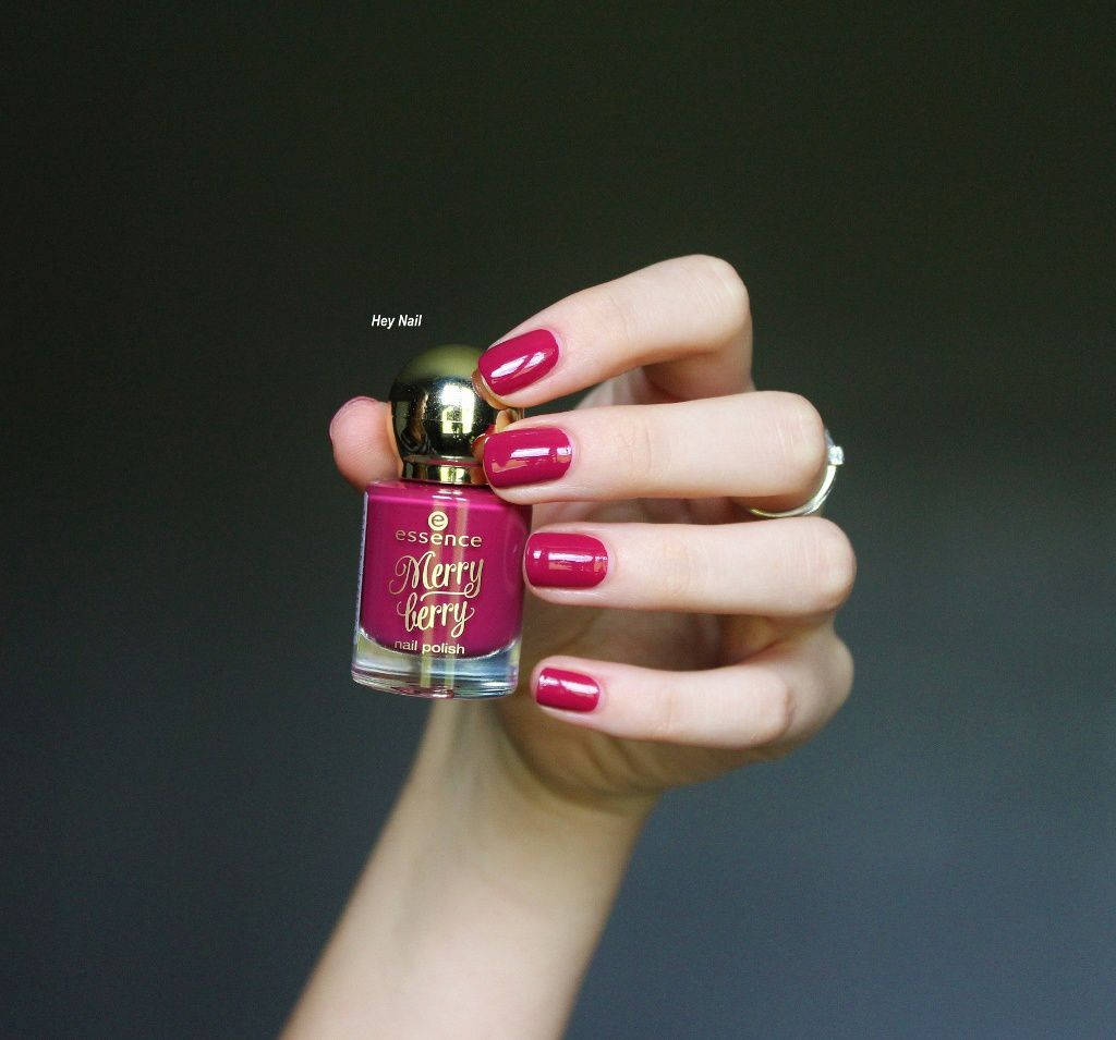 Essence - Pink &amp&#x3B; Perfect n°03 (Collection Merry Berry)