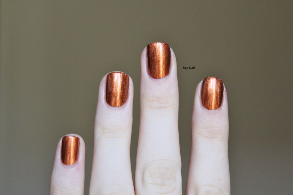Anny n°151 - The New Copper