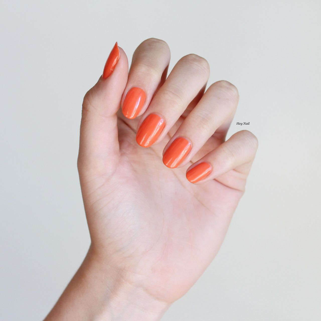Miss Cop Pop Fluo - Mandarine