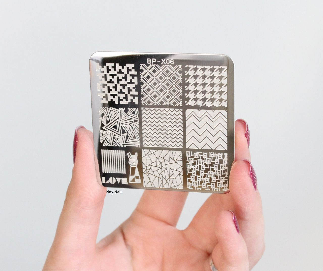 Stamping Carreaux