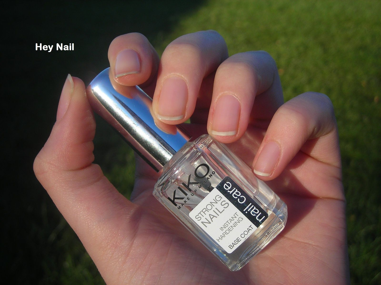 Mes Ongles Naturels + Routine