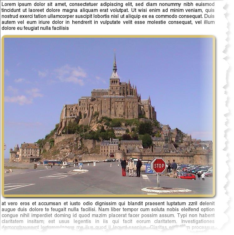Les CSS Overblog (2) : Centrer vos images de paragraphes